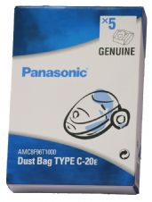 Panasonic C20E Cylinder Vacuum Cleaner Bags Dust Bags